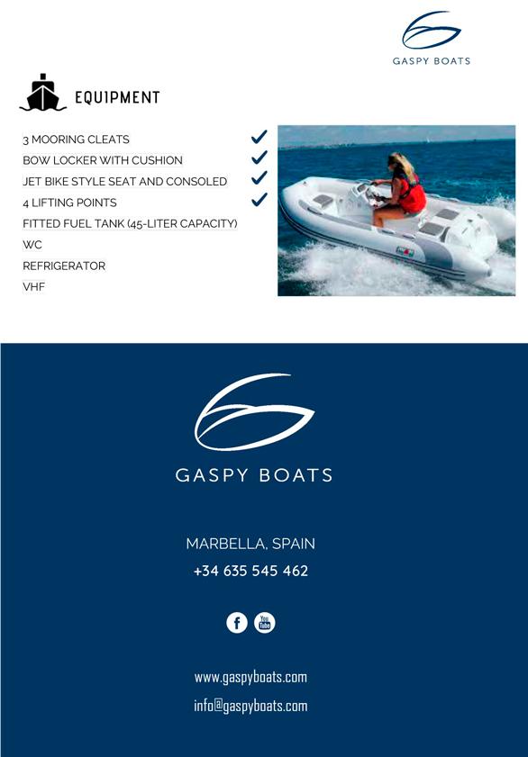 Gaspy Boats Imagen 07